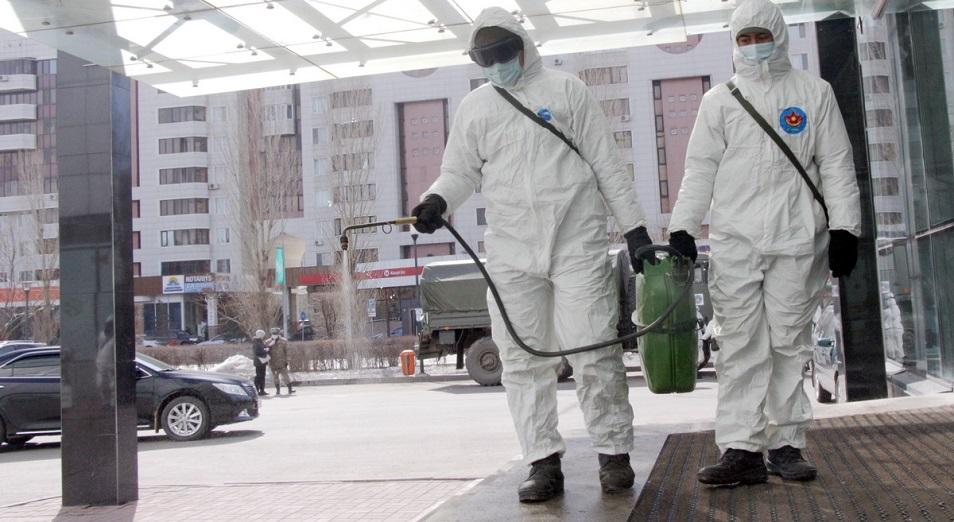 Бекшин рассказал о снижении прироста инфицированных в Алматы