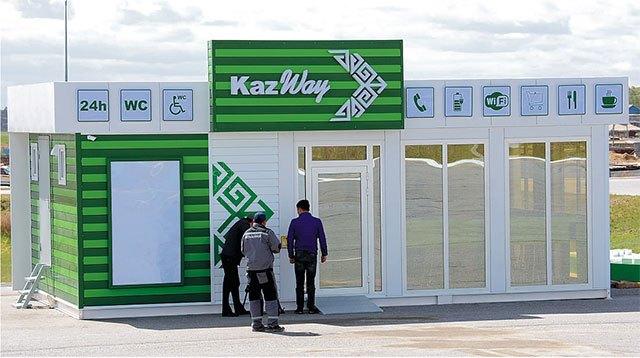 14 объектов придорожного сервиса вдоль трассы Астана – Щучинск не соответствуют стандарту