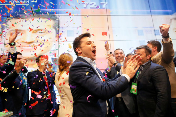 ЦИК Украины обработал 100% протоколов на выборах президента