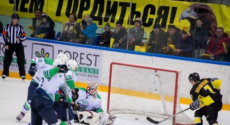 Регулярка ВХЛ: «Сарыарка» обыграла и обошла «Горняк»