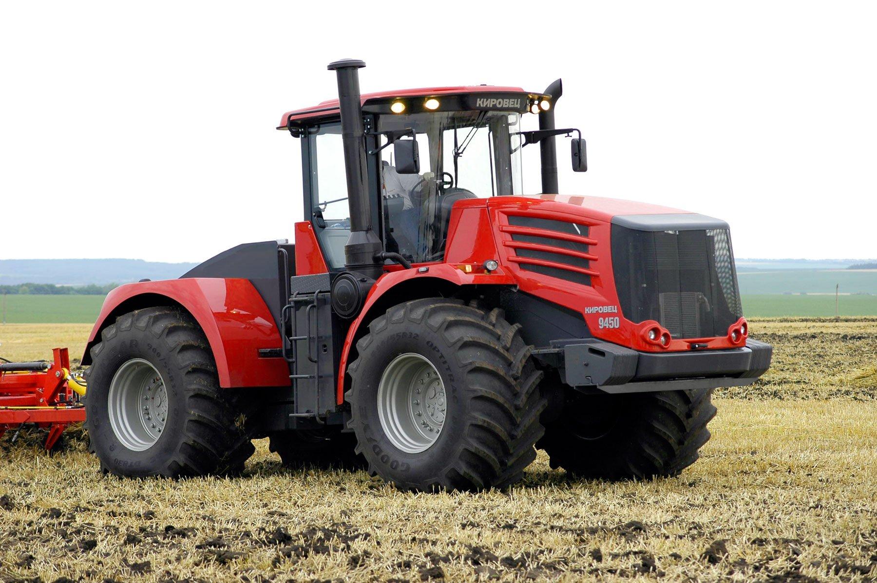 Комплектующие для российских тракторов «Кировец» начнут производить в Казахстане