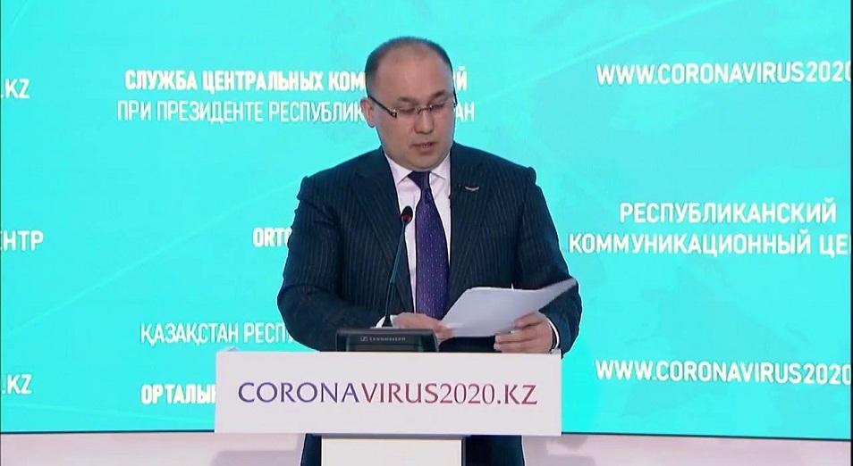 Даурен Абаев – о ситуации с коронавирусом на 24 марта