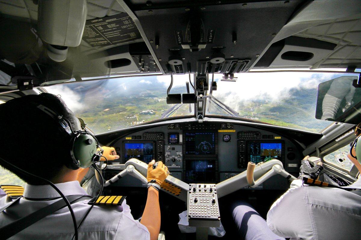 Как работают пилоты во время коронавируса