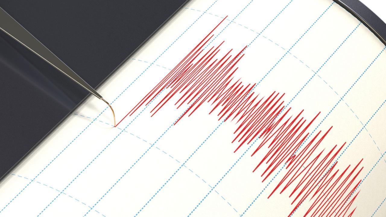 Землетрясение магнитудой 5,3 на территории Китая зафиксировали казахстанские сейсмологи