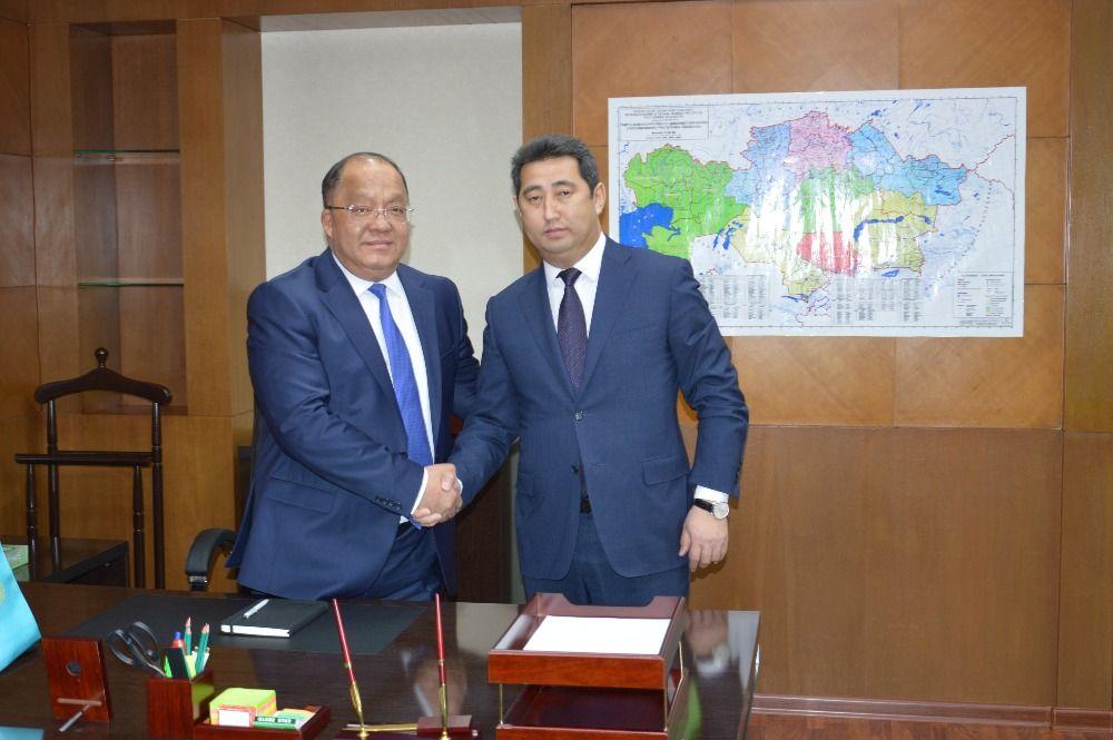 Толеутай Рахимбеков стал председателем правления НАО «Национальный аграрный научно-образовательный центр»