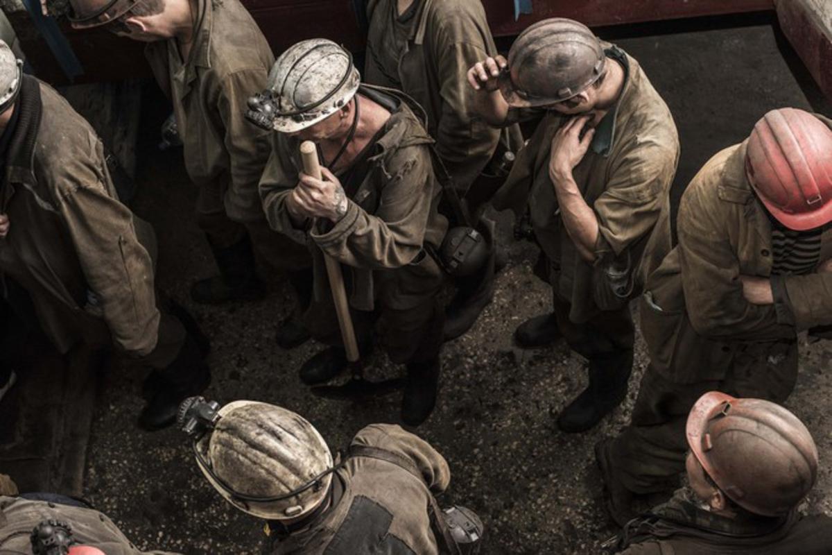 В Польше на шахте произошел подземный толчок, Польша, Шахта, Подземный толчок