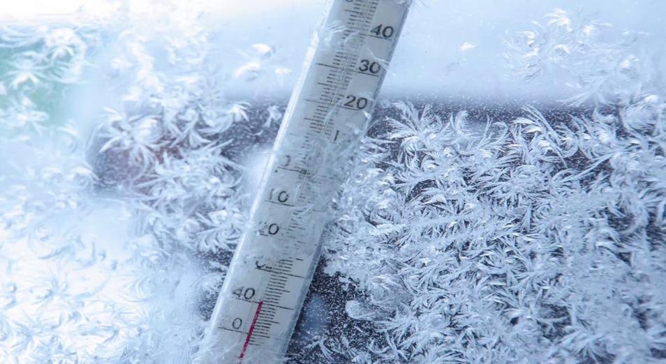 Мороз и солнце – день не чудесный, погода, Казгидромет, Прогноз погоды, Заморозки, Штормовое предупреждение, Происшествия, Дороги, ДЧС РК