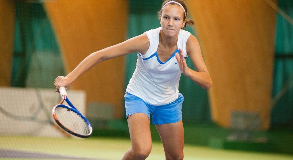 Данилина в шаге от чертовой дюжины в серии ITF