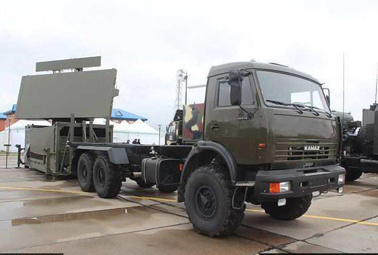 Четыре радиолокационные станции отечественного производства поступят на вооружение казахстанской армии