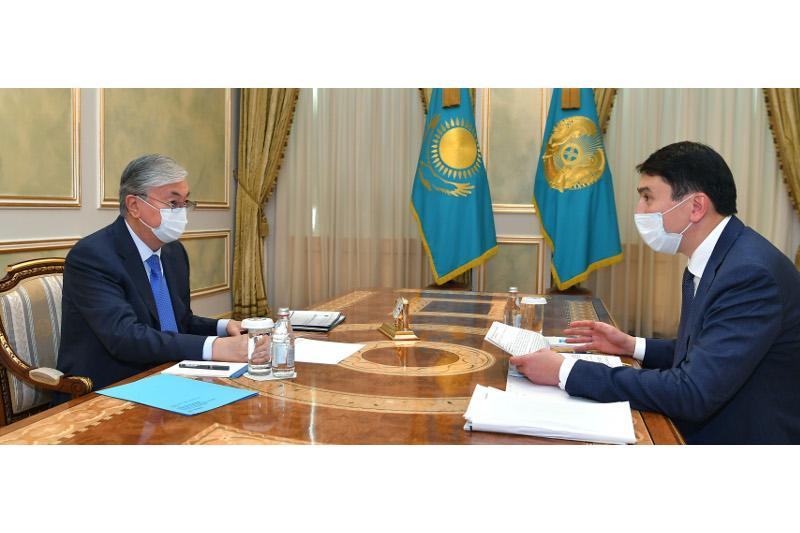 Президент Казахстана положительно оценил проект Экологического кодекса