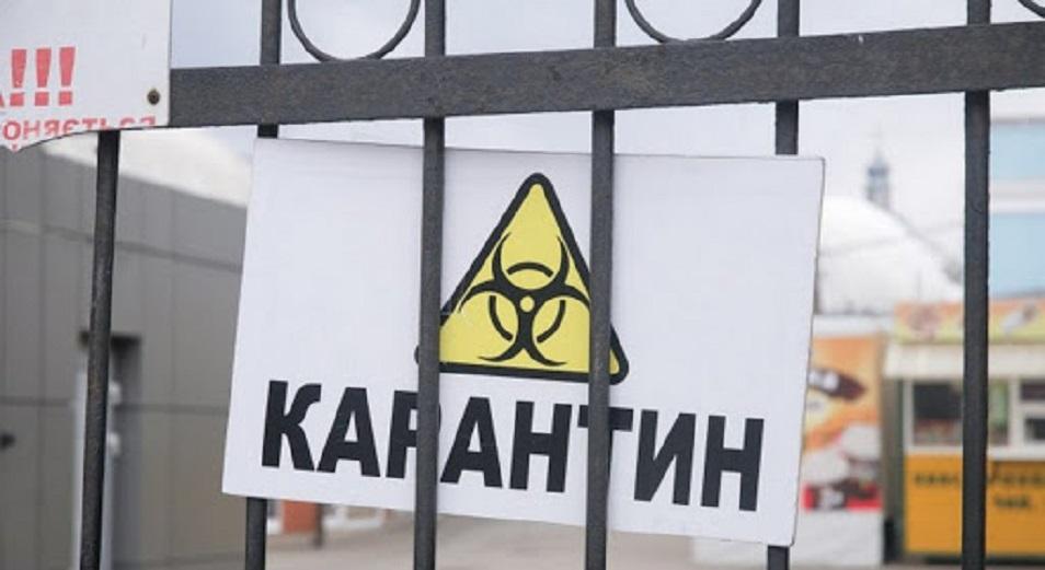 Новое постановление об усилении карантина в Атырауской области