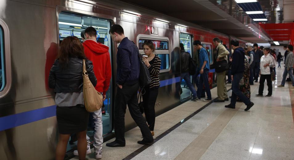 За безработными – в метро