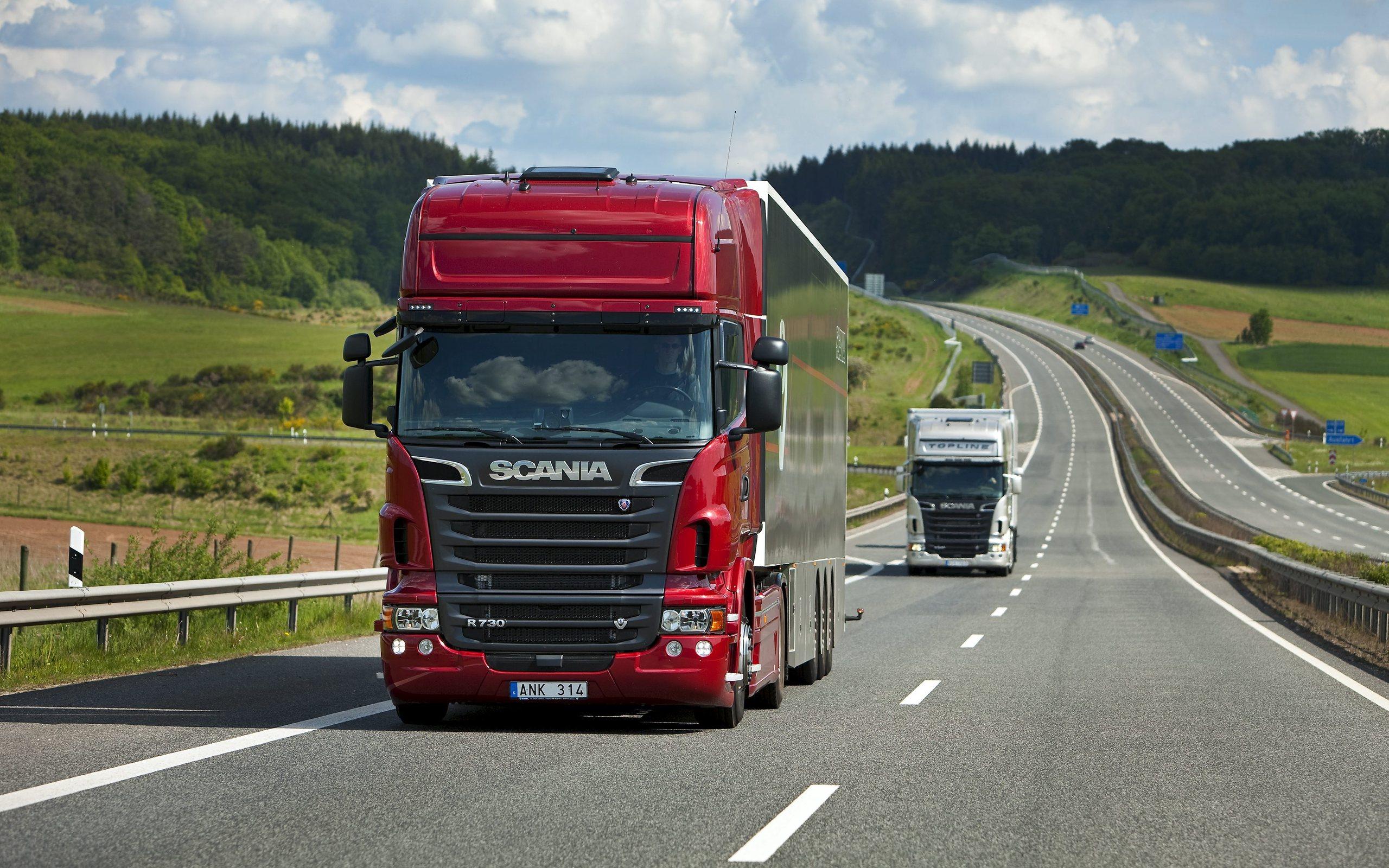 В РФ считают успешным эксперимент по отслеживанию автоперевозок товаров по территориям РФ и РК