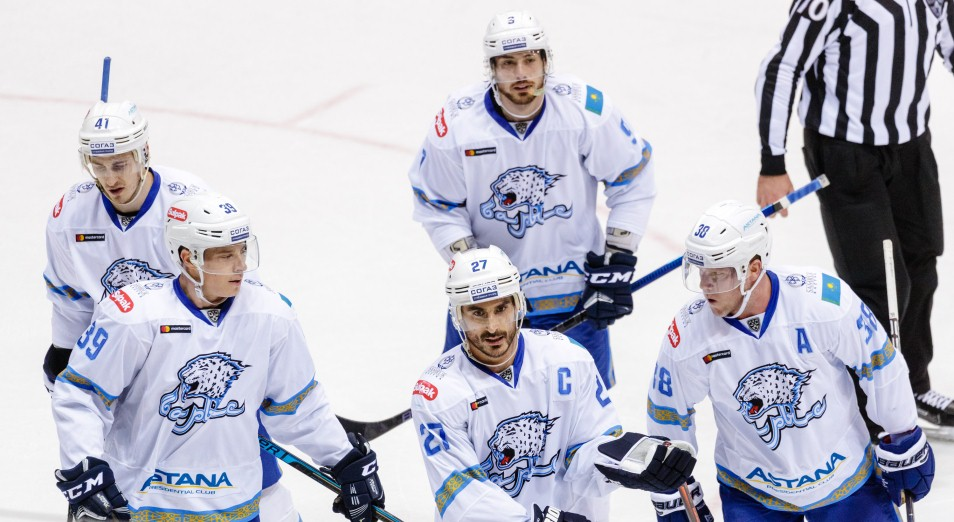 Регулярка КХЛ: «Барыс» подкрался к лидерам «Востока», Барыс, КХЛ, Хоккей, Спорт