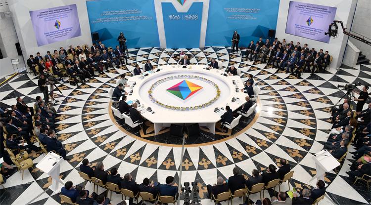 """""""Астана-клуб"""" объявил главные риски для Евразии в 2019 году"""