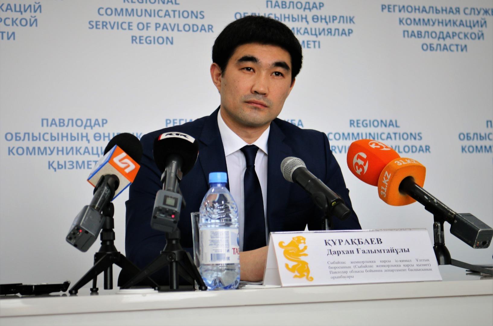 В получении взяток подозреваются руководители облфилиала «КазАвтоЖола» и «Павлодаржоллаборатории»