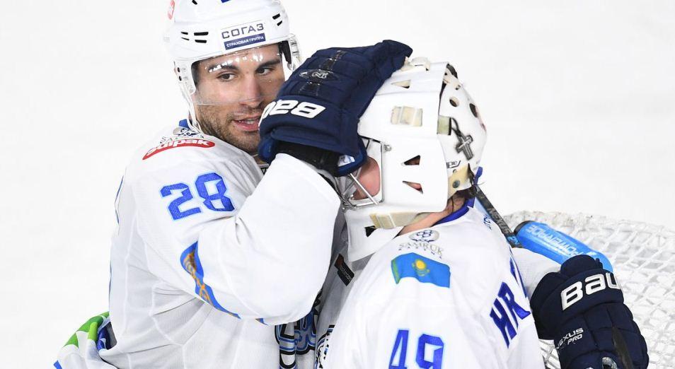 Регулярка КХЛ: «Барыс» потенциально третий на «Востоке», Хоккей, Барыс, Спорт, Андрей Скабелка, КХЛ