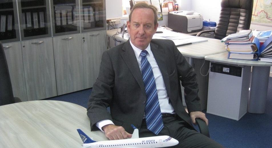 Air Astana ставит на транзит