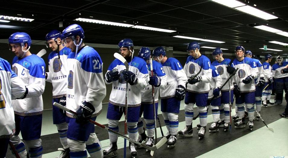 Қазақстан құрамасы Италия хоккейшілерінен ұтылып қалды, хоккей, Қазақстанның ұлттық құрамасы, Венгрия, әлем чемпионаты, Ғалым Мәмбетәлиев