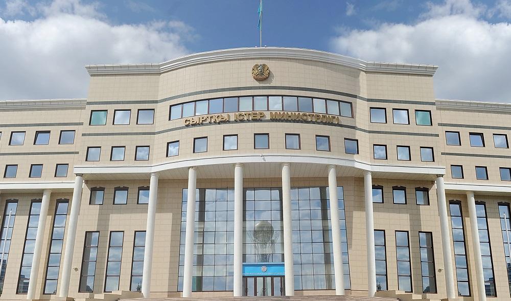 Казахстан призывает Россию и Украину не допустить эскалации напряжённости в Азовском море