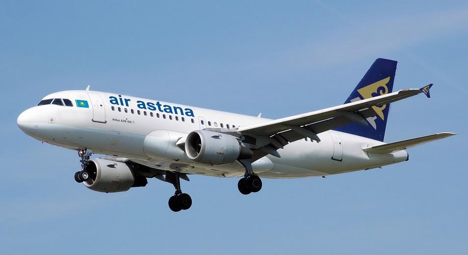В Air Astana назвали виновных в экстренной посадке самолёта в Португалии