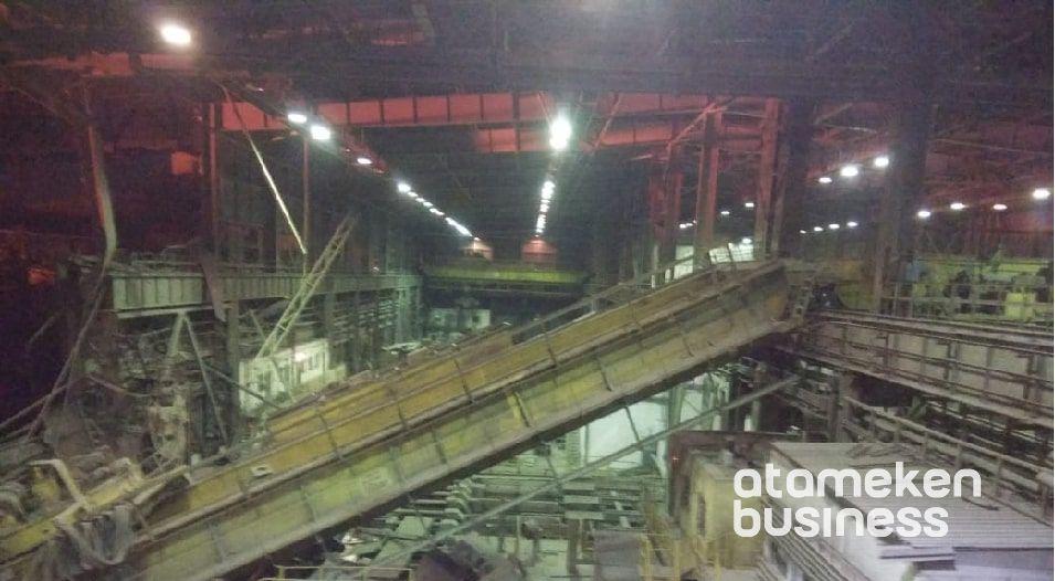 Увеличилось число пострадавших в результате аварии и пожара на меткомбинате в Темиртау