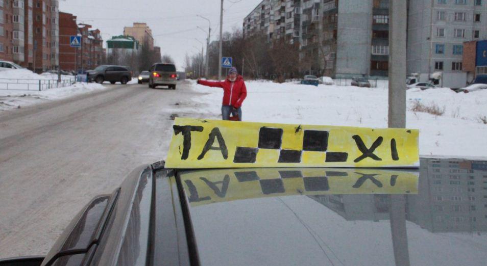 «Конфискация автомобилей у нелегальных таксистов не является обязательной»
