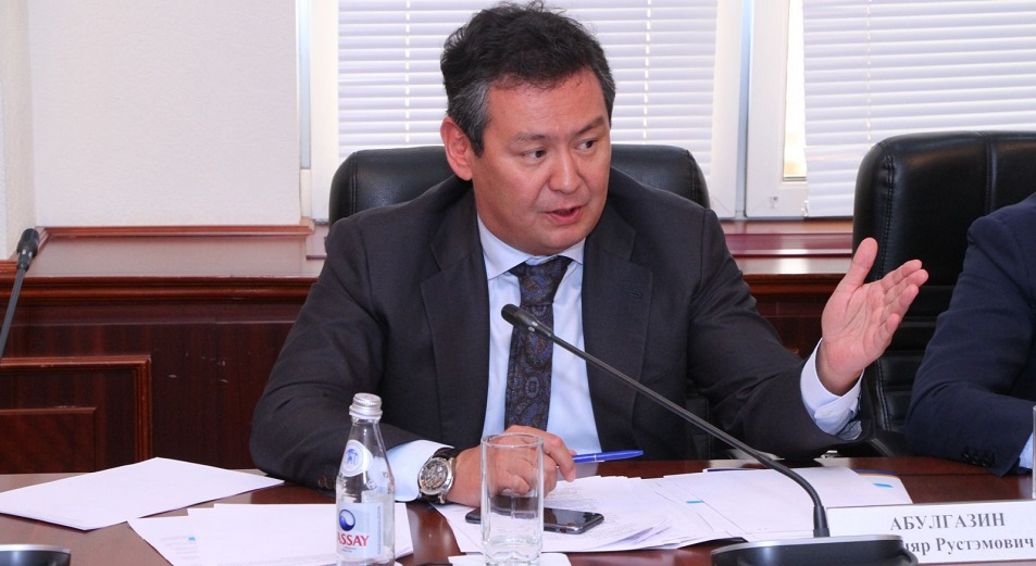 Данияр Абулгазин: «Никто не мог четко обосновать достоверность и достаточность сведений для госорганов при реализации программы установки КПУ»