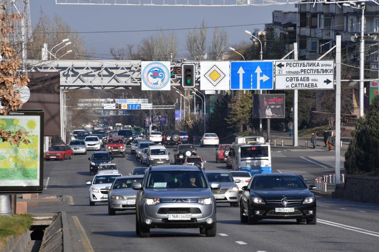 Часть проспекта Назарбаева перекроют в Алматы, Проспект Назарбаева, Перекрытие, Алматы