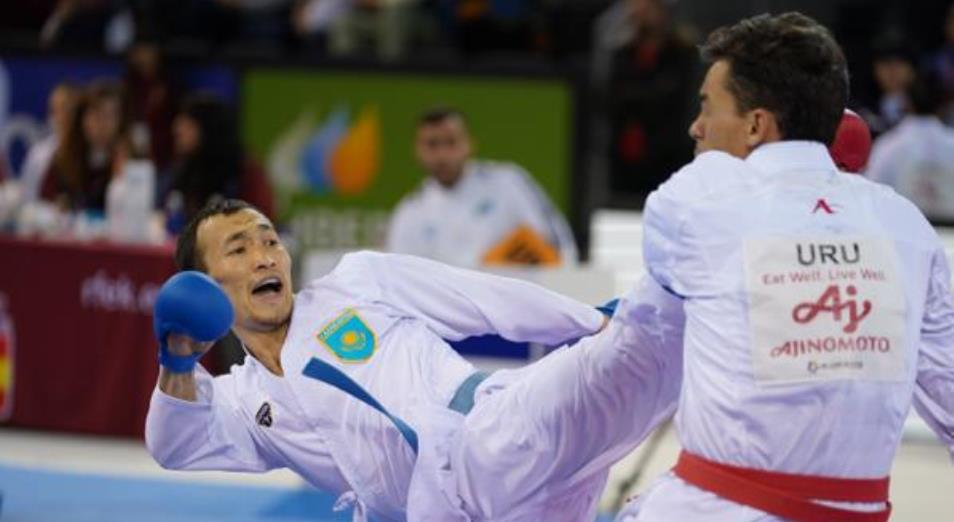 Казахстан нарастил шансы на лицензии в Токио по карате