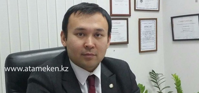 Назначен официальный представитель «Атамекена» по взаимодействию с нефтегазовыми операторами