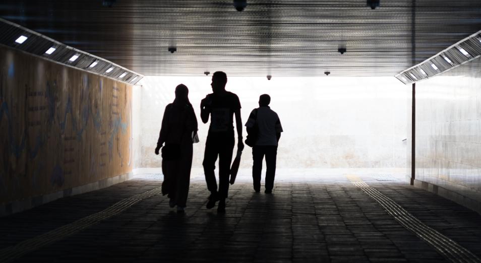 Пешеходная «подземка» Алматы: красиво, сухо, безопасно, Алматы, подземные переходы, Инфраструктура, стихийная торговля