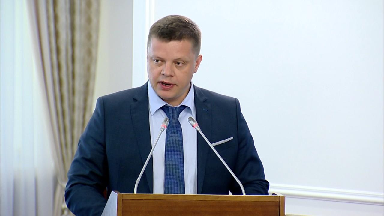Смоляков Олег Александрович , Олег Смоляков , ҰР Ұлттық банк