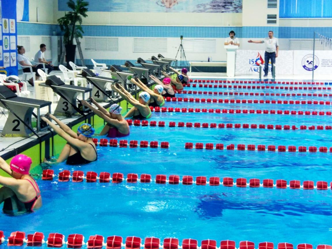 Чемпионат РК по плаванию: установлен новый рекорд