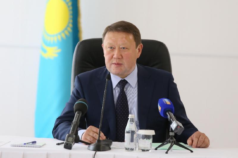 Досье: Аксакалов Кумар Иргибаевич,  Кумар Аксакалов, Северо-Казахстанская область ,  Аким