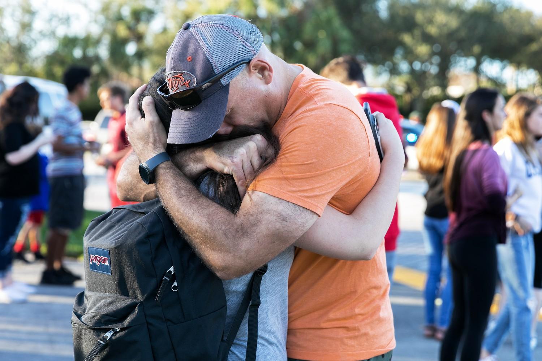 Стрельба в американской школе: один человек погиб, восемь ранены