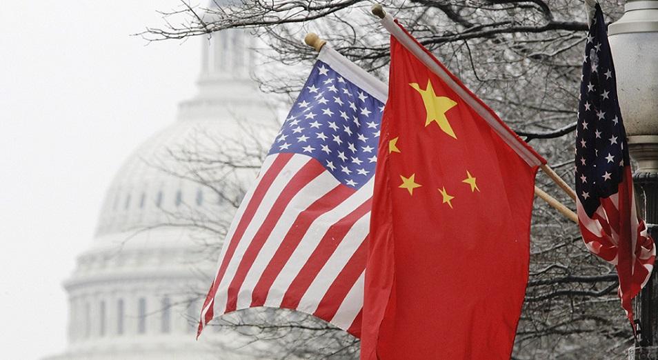 Сауда соғысындағы жаңа майдан, АҚШ, Қытай, сауда соғысы, санкция
