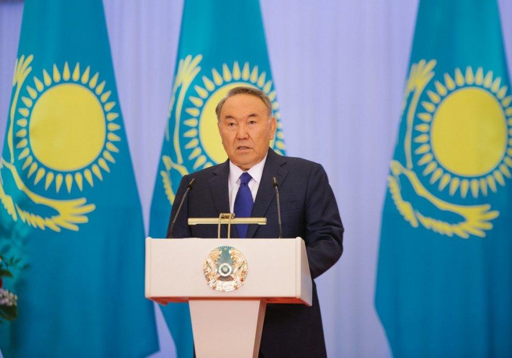 Президенты Турции, ОАЭ, Ирана прислали телеграммы Назарбаеву по случаю празднования Дня Независимости