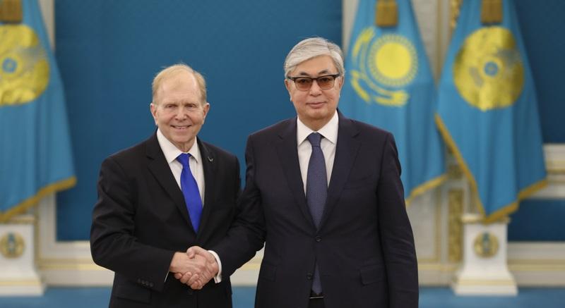 Уильям Мозер: «США ценят стратегическое партнерство с Казахстаном»