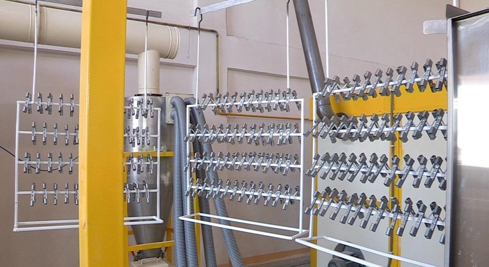 Баламасы жоқ жоба,  «Аспан» сауда белгісі, «Триумф Завод ММС», қосалқы бөлшек жасайтын зауыт