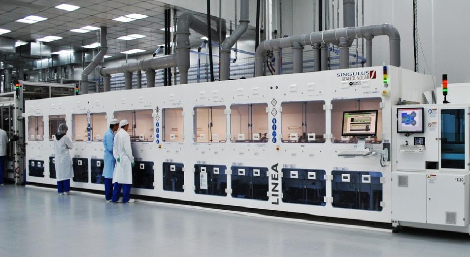 Аты бар, заты жоқ зауыт,  Жаңа Согра кенті, «Қазатомөнеркәсіп» ұлттық атом компаниясының жобасы, Kazakhstan Solar Silicon зауыты