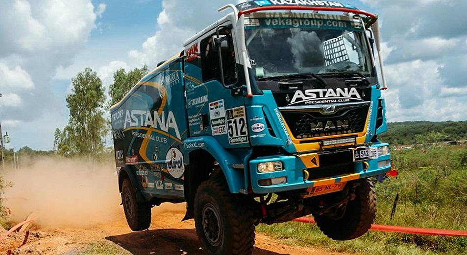 Astana Motorsports: на «Дакар» из Заилийского Алатау
