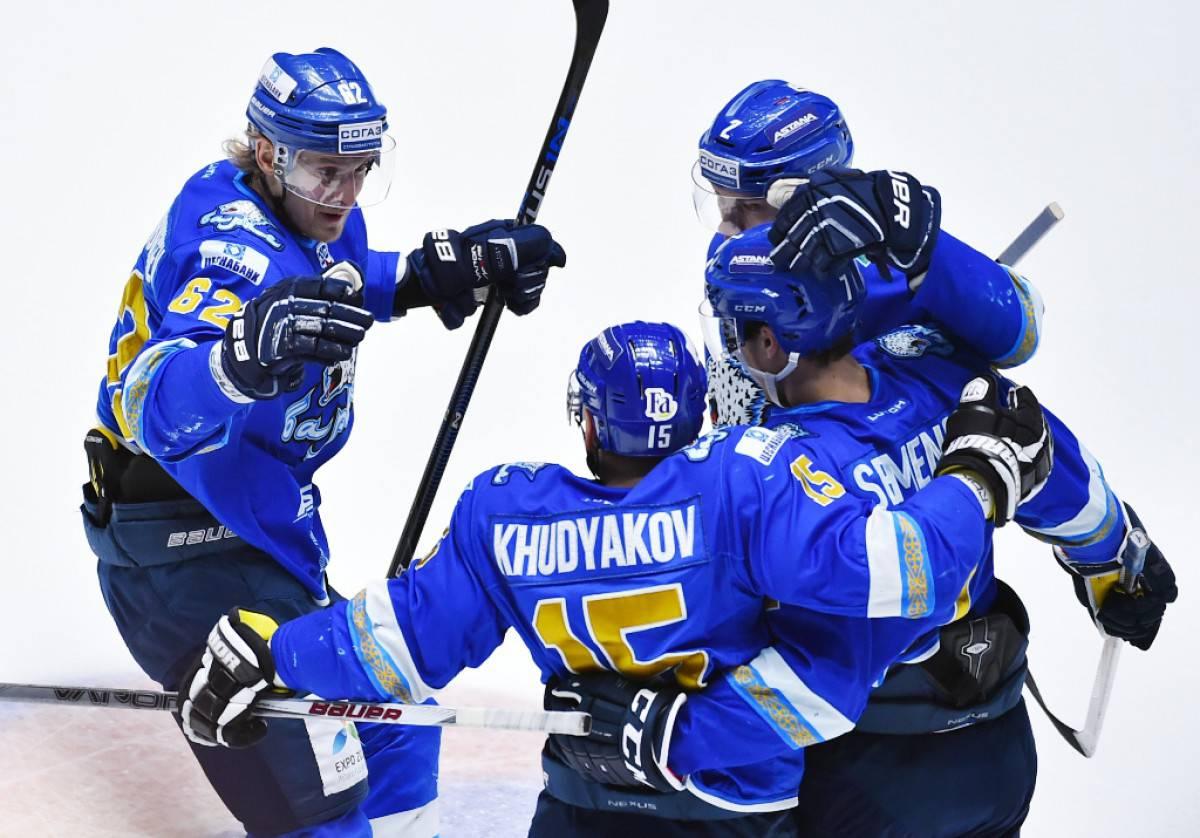 Регулярка КХЛ: «Барыс» становится командой камбэков