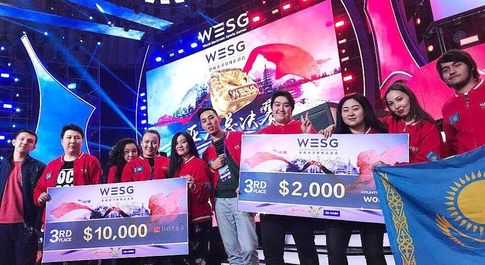 Казахстанские дотеры о WESG: «Ожидали вхождения в топ-5, но были уверены в победе»