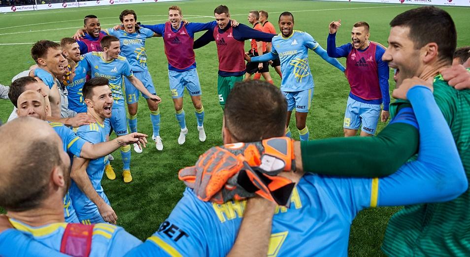 Лига Европы: «Астана» попала в группу к киевскому «Динамо»
