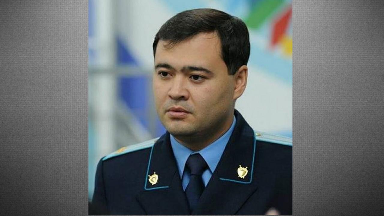 Досье: Адамов Берик Абызбаевич, Берик Адамов, прокуратура Алматы, досье
