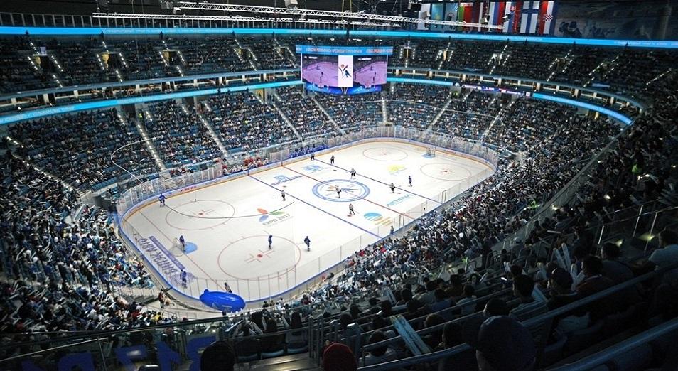Астанада тұңғыш рет әлем чемпионаты өтеді, Барыс-Арена, хоккей, әлем чемпионаты