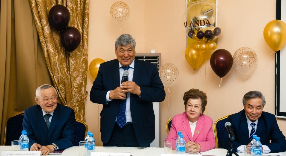 В Астане прошло официальное открытие новой частной клиники Alanda