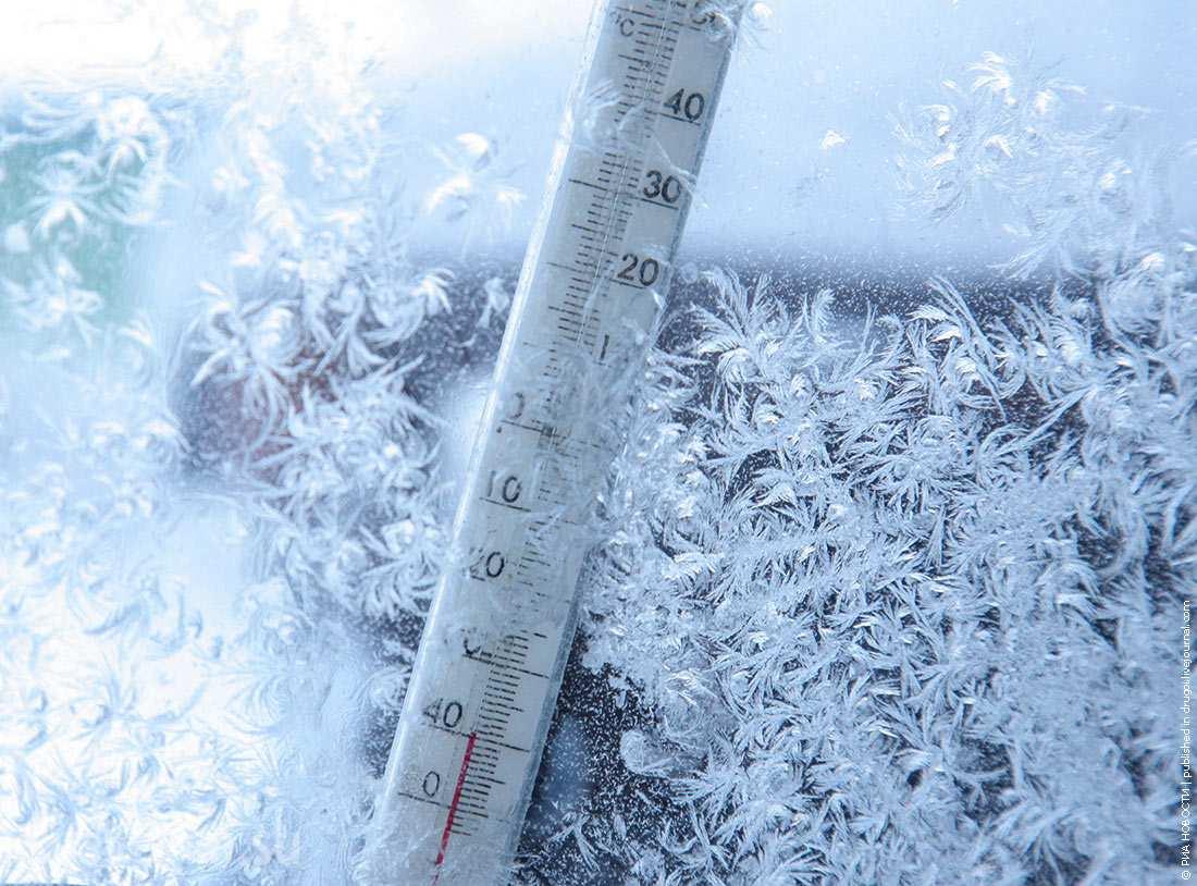 14 человек обратились за медпомощью из-за обморожения в Астане