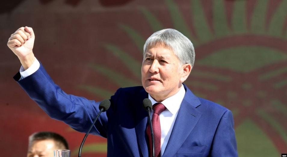 Атамбаевтың адвокаты Гаага сотына шағымданбақшы